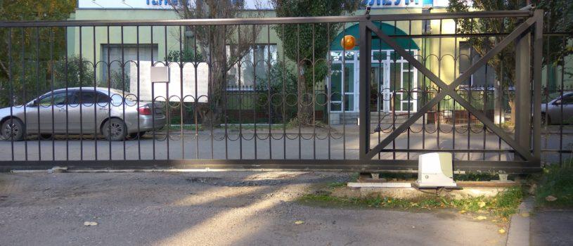 О прописывании пульта Nice Flor-s на сдвижные ворота