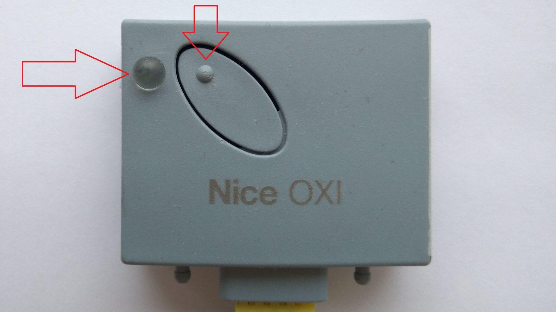 Приемник Nice OXI для XBA2